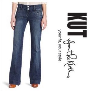 KUT from the Kloth Madeline Trouser Flare